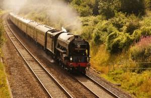Es ist allerhöchste Eisenbahn - © jusben, morguefile.com